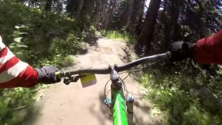 Sun Peaks Bike Park - Ain't No Scrubs [Aug 2013]