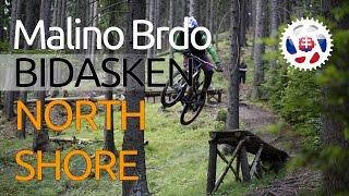 Malino Brdo Bidasken North Shore Black Trail...