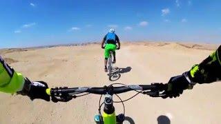 Boneyard + the final descent (Mtb Egypt)he...