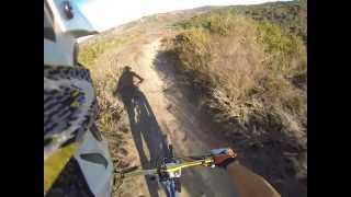 Car Wreck Trail on the Glory - 7/17/13 - Gopro...