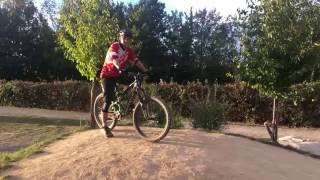 End of Summer - Bikepark Unterensingen [Oct 2016]