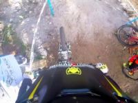 Kalavrita DH track - 8th Rd of the Greek DH...