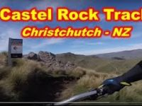 Castle Rock Track - Christchurch NZ - By Hugo