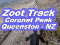 Zoot Track (Coronet Peak) - Queenstown - NZ by...