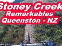 Stoney Creek Track (Remarkables) - Queenstown...