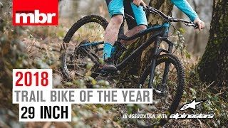 Canyon Spectral CF 8 0   27 5in Trail Bike of the Year 2018