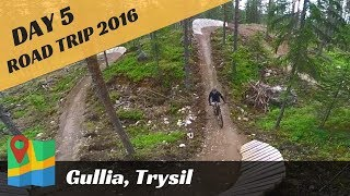 Rocking in Gullia, Trysil - Day 5, Roadtrip 2016