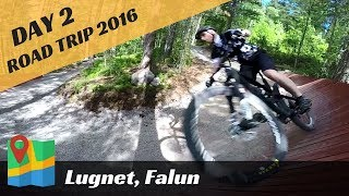 Lugnet, Falun - Day 2, Roadtrip 2016