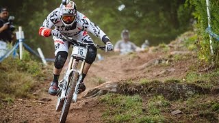 This Is Peaty - Hafjell Worlds 2014 Helmet Cam