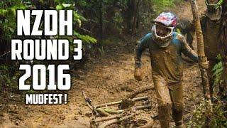 MUD FEST at NZDH Round 3 2016 - Hunua