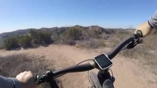 Orange County MTB - Santiago Oaks - Hawk Trail...