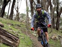 Quartz Trail Hunchback MTB Park Wodonga.