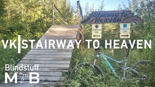 Mountain Biking Virginia Key - Stairway to Heaven