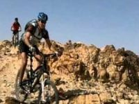 Mountain biking to Mt. El-Hajar