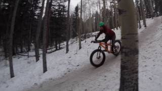 Snowshoe Hare New Years Ride 2017