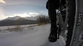 FatBiking High Rockies Trail | Dec 2016