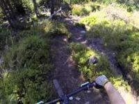 Suchawa Góry Suche niebieski szlak kanadyjski...