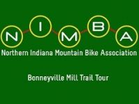 Tour of the Bonneyville Mill Mountain bike trail