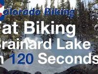 Brainard Fat Bike in 120 Seconds