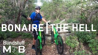 Mountain Biking Bonaire - The Hell