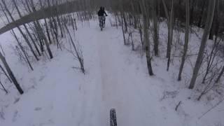 Friendly Mountain Bikers: Terwilleger Dog...