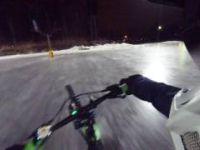 Fuel ex 7 Suomi Gazza Extreme 294 Wheelie on ice