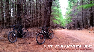 Mt Canobolas MTB - Orange NSW