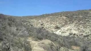 Riding Owl Canyon