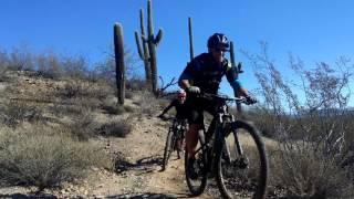 Mesa Arizona Escondido Trail