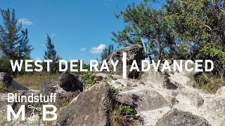 Mountain Biking West Delray Trail - Advanced...