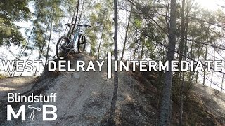 Mountain Biking West Delray Trail -...