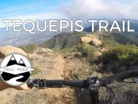 Mountain Biking Santa Barbara - Tequepis Trail