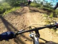 Flow Trail: Douglas Mountain Bike Reserve