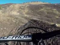 Mountain Biking Vertigo Downhill Flow Trail in...