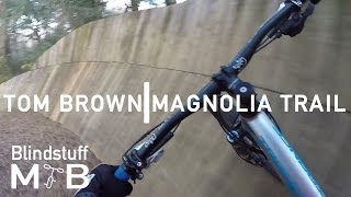 Mountain Biking Tom Brown Park in Tallahassee...