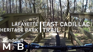 Mountain Biking the East Cadillac Trail in...