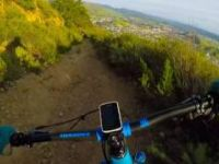 Mountainbiking Rock Garden Trail-4K GoPro...