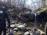 Mountain Biking at Patapsco Valley State Park...