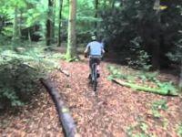 newlines @ pollok trails