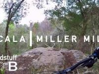 Mountain Biking Miller Mile at Ocala, FL