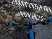 Mountainbiking Froom Creek Trail-4K Gopro...
