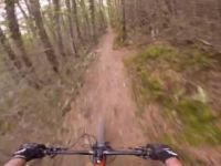 Lyndon Saddle Flow Trail, Cragieburn, New Zealand
