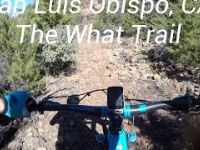 Mountainbiking The What Trail-4K GoPro...