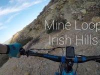 Mountainbiking Irish Hills Mine Loop-GoPro...