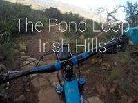 Mountainbiking Irish Hills Pond Loop-4K GoPro...