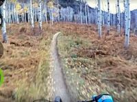 MTB Steamboat Springs, CO: Spring Creek Trail