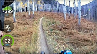 MTB Steamboat Springs, CO: Spring Creek Trail