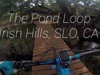 Mountainbiking Irish Hills Pond Loop Pop Rocks...