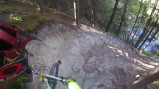 GoPro: Devonian Drop in Canmore Nordic Center