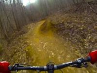 Mountain Biking Bent Creek, Wolf Branch